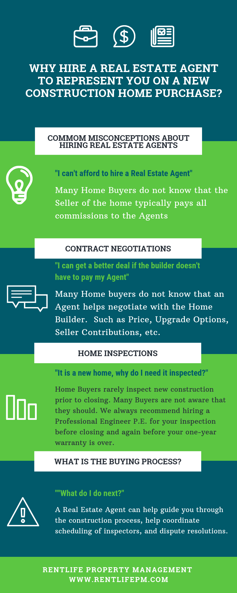 Why hire a real estate agent professional to represent you on your new home purchase